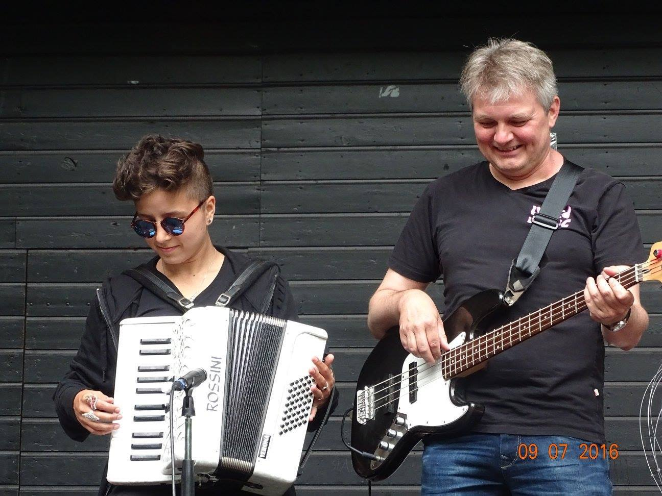 Melatti Accordeon Harm Bass