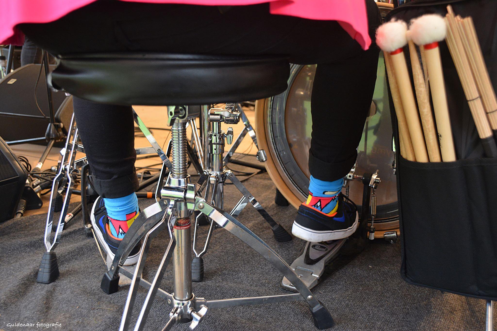 Melatti Feet Drums
