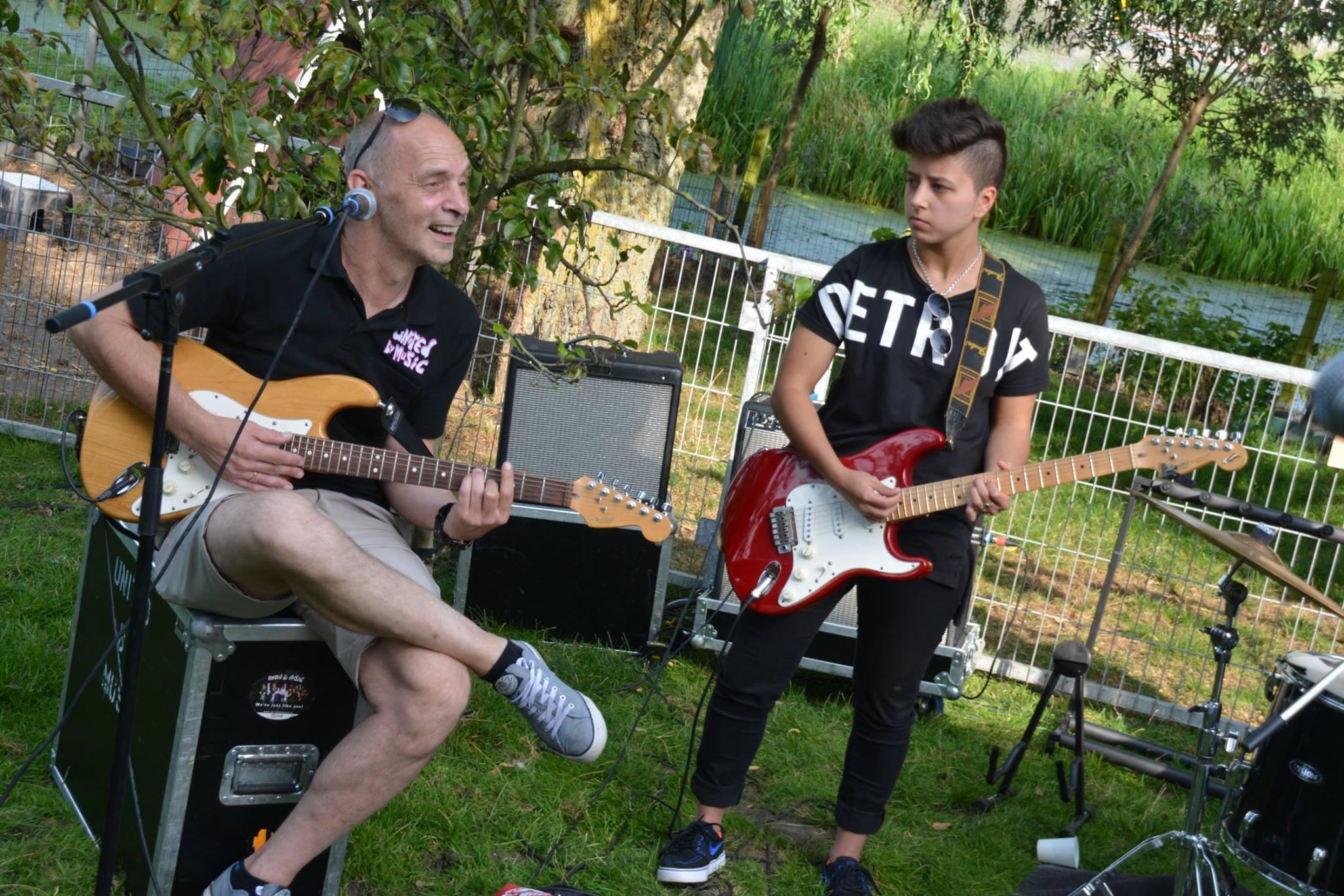 Melatti Guitar John
