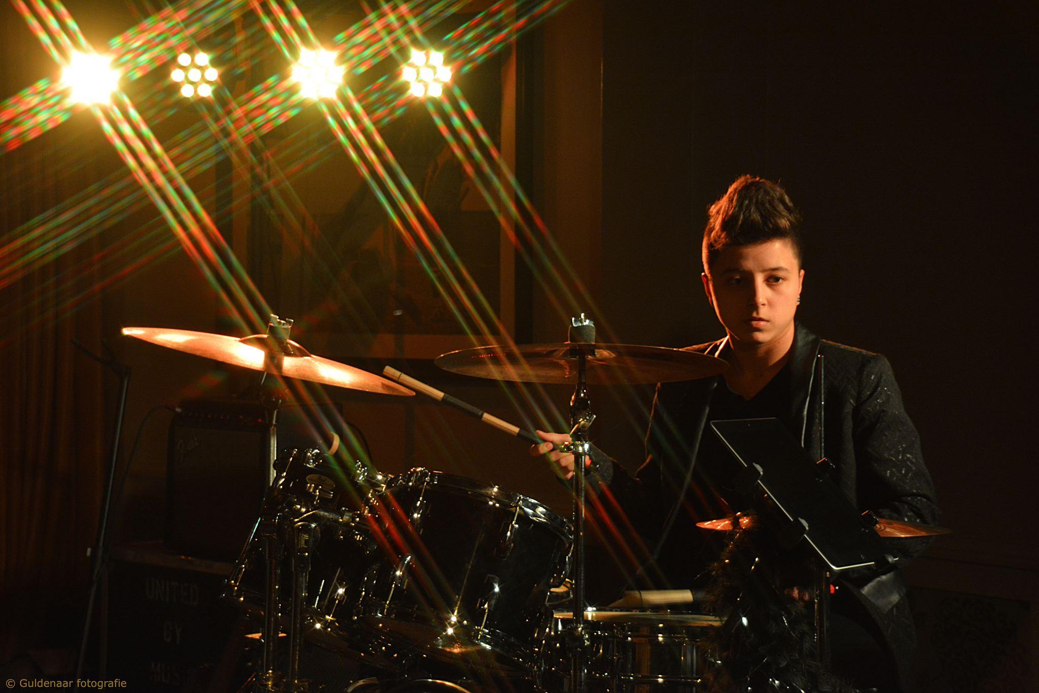 Melatti Official Drums Lights