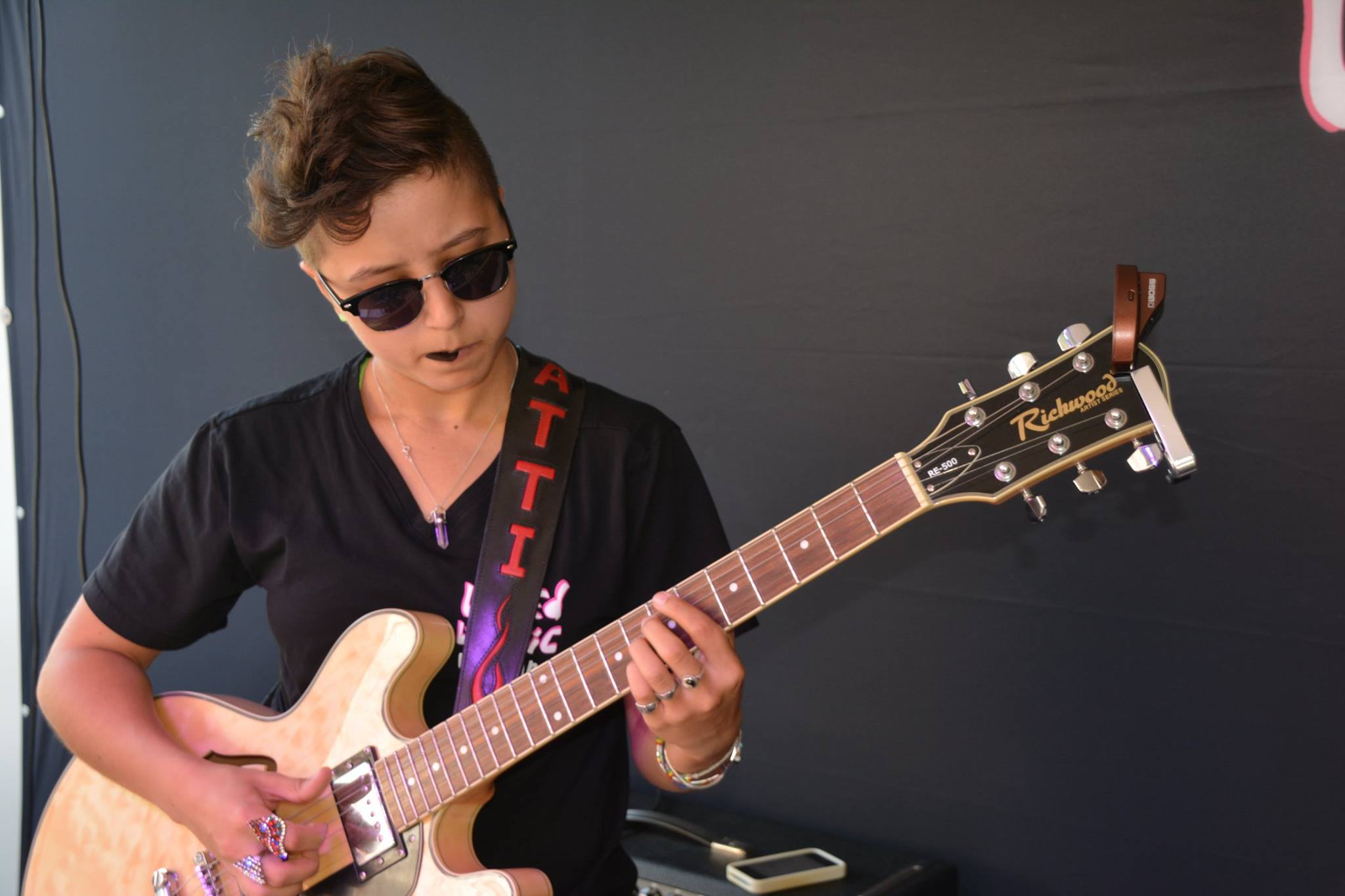 Melatti Jazz Guitar Official